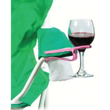 Pink Wine Glass Holder Hook