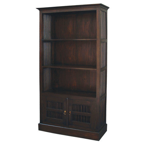 Alyssa New York Bookcase 2 Door