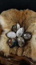 Ocean Jasper Palms & Pebbles (Sizes Vary) || Madagascar || Ocean Spray