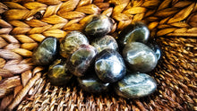 Black MoonStone  || Three Sizes || New Beginnings || Emotional Calm