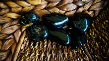Onyx Tumbled Crystal || Black Onyx || Absorb Universal Energies || Inner Self