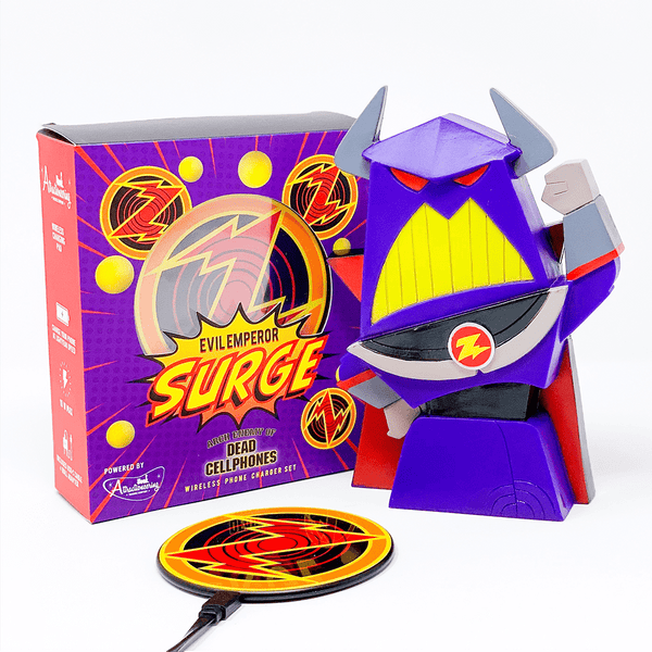 Evil Emperor Surge Wireless Charging Kit - June PreOrder - Attractioneering Trading Co.