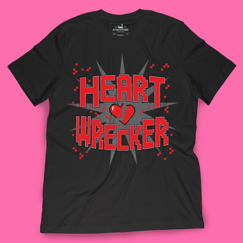 Heart Wrecker Shirt - Attractioneering Trading Co.