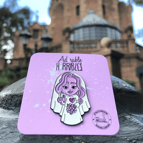 Happily Never After - Adorable Horrible Pin