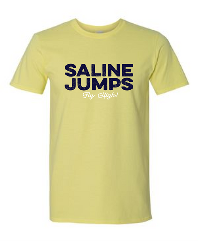 SHS T&F Jumps Short Sleeve Tee Adult/Ladies