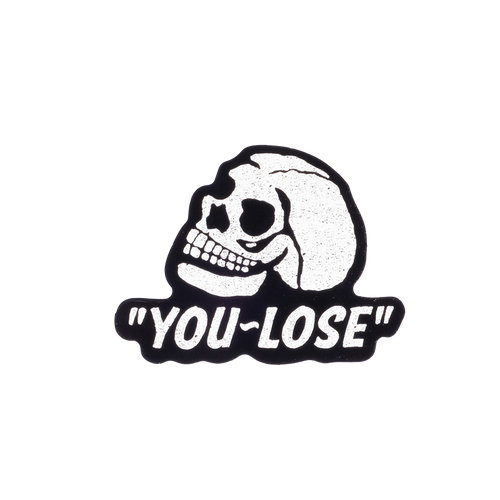 You Lose Sticker