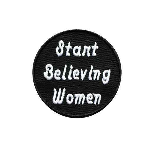 Start Believing Women Patch
