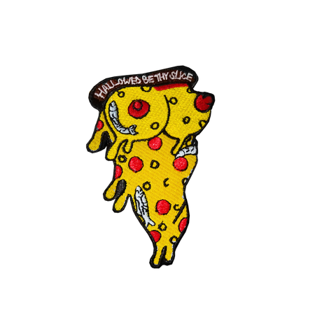 Pizza Tits Sticker