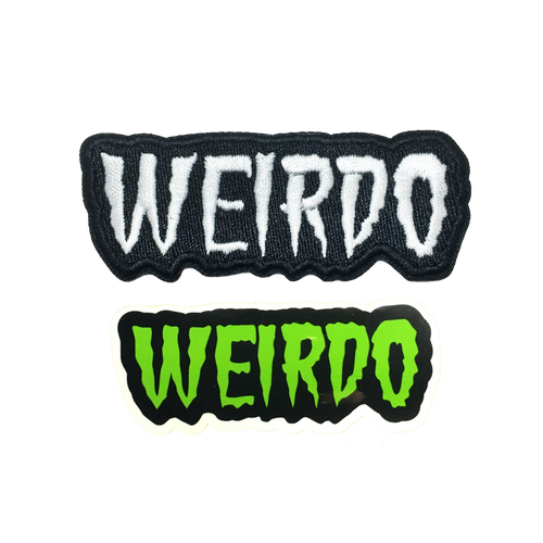 Weirdo Flair Pack