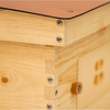 Close view of Deep Standard Langstroth for beekeeping