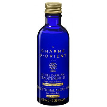 CHARME D'ORIENT Organic Argan Oil Traditional 100ml