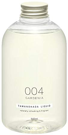 TAMANOHADA - Liquid Body Soap (#004 Gardenia) 540ml