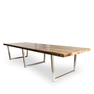 Reclaimed White Oak Conference Table