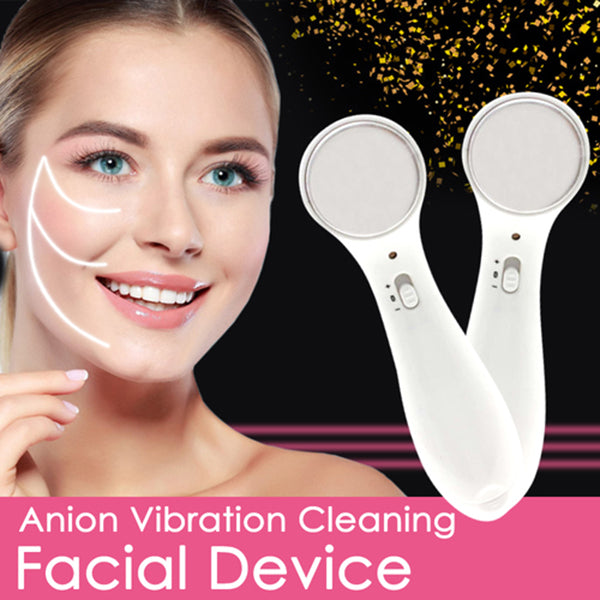 Ultrasound Ion Face Lift Facial Beauty Device Skin Spa Care Massager Machine | Edlpe