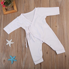 Newborn Toddler Infant Kids Romper Jumpsuit Clothes Outfits Little Wing Romper