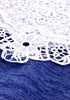 Image of Casual Hollow Lace Round Neck Long Sleeves Knitwear | Edlpe