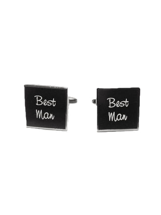 Wedding Title Cufflinks
