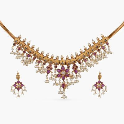 Kasni Necklace Set