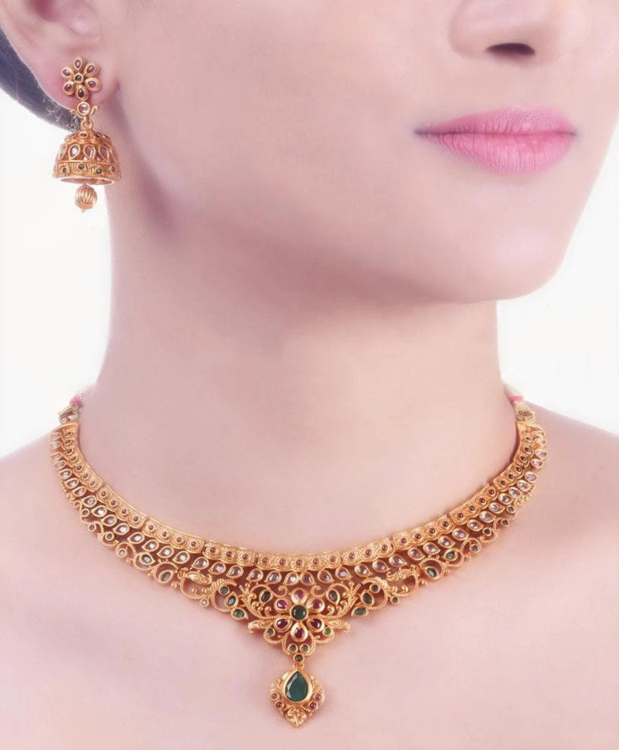 Shirin Necklace Set