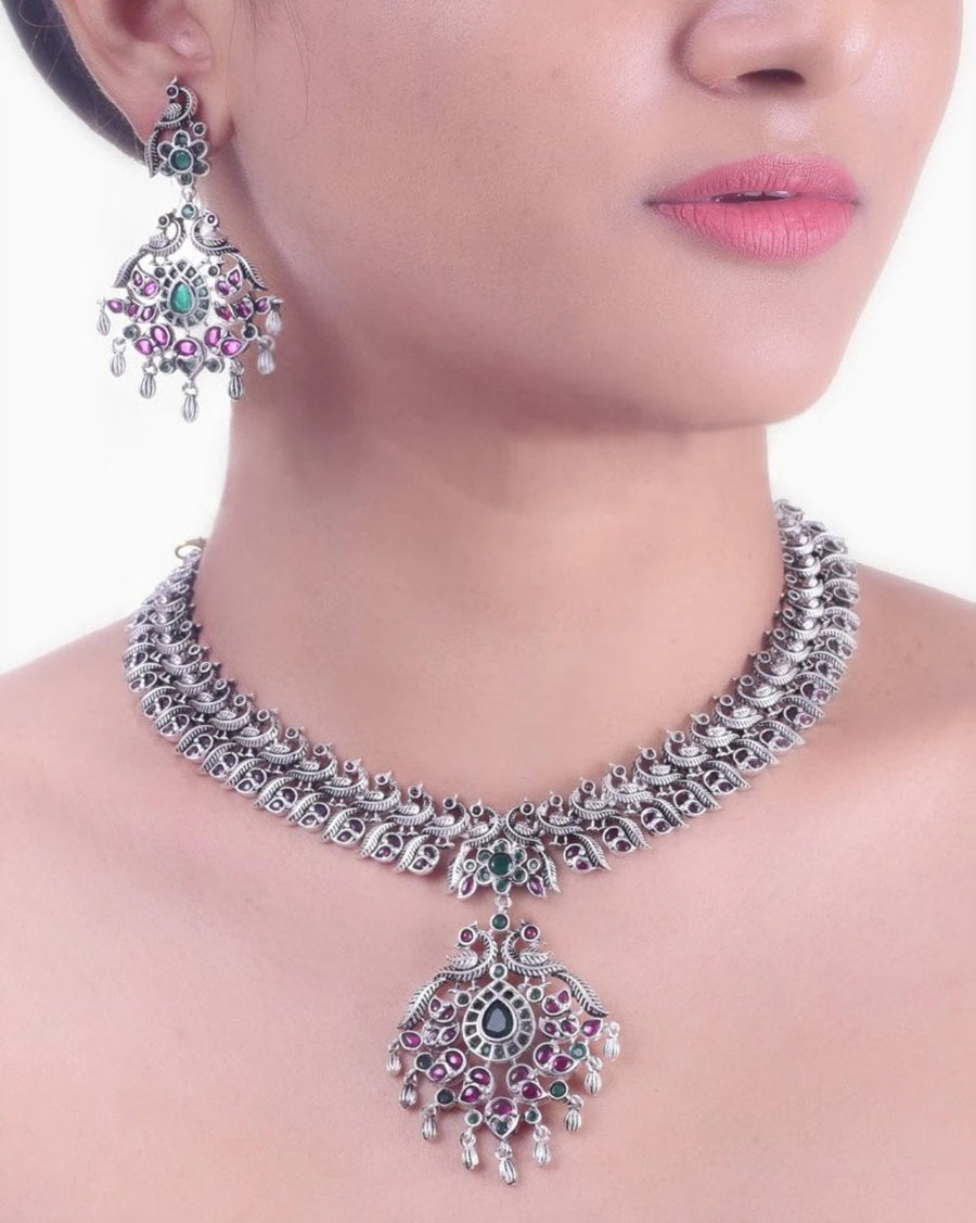 Swarog Necklace Set