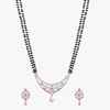 Adia Black Beads Necklace Set