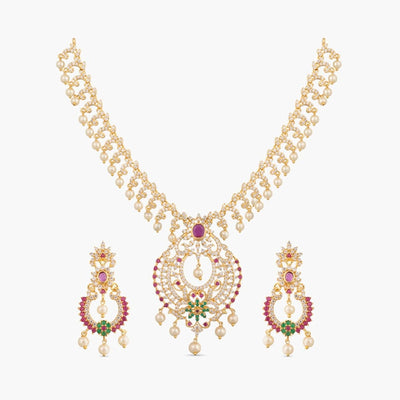 Anulekha Necklace Set
