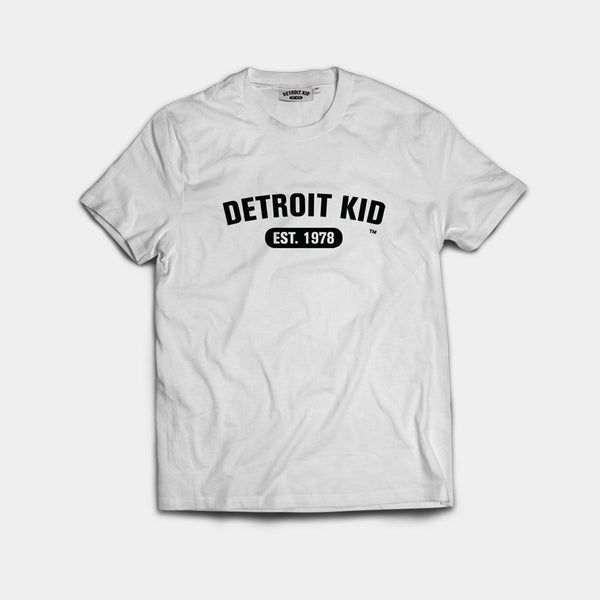 Detroit Kid Logo T-Shirt