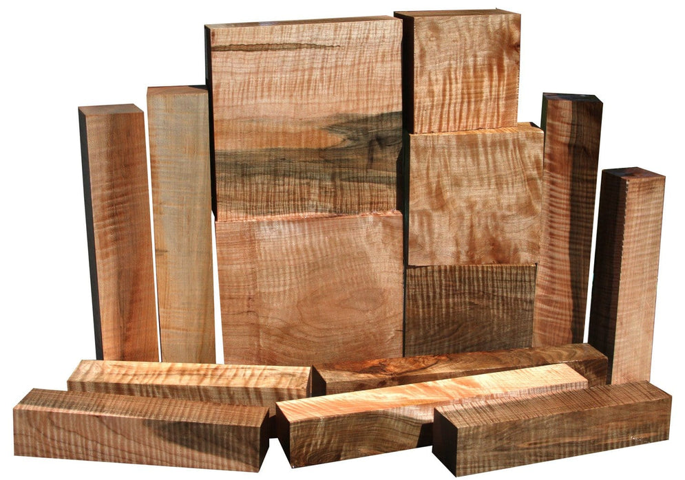 Crazy Curly Maple Sale!