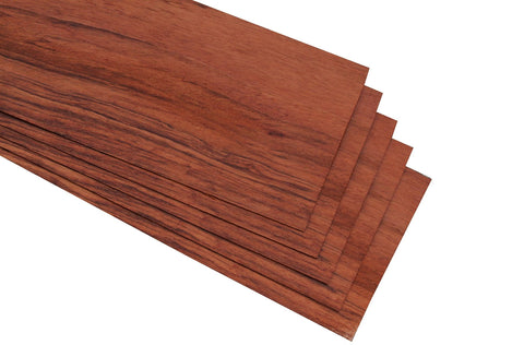 "Brazilian Cherry Veneer Sheet (35"" x 6-1/2"")"