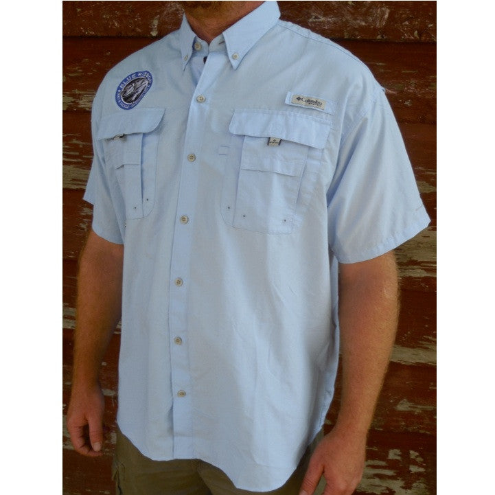 Columbia | Bahama II Shirt: (Blue Ribbon logo) -  - Columbia - Blue Ribbon Bait & Tackle