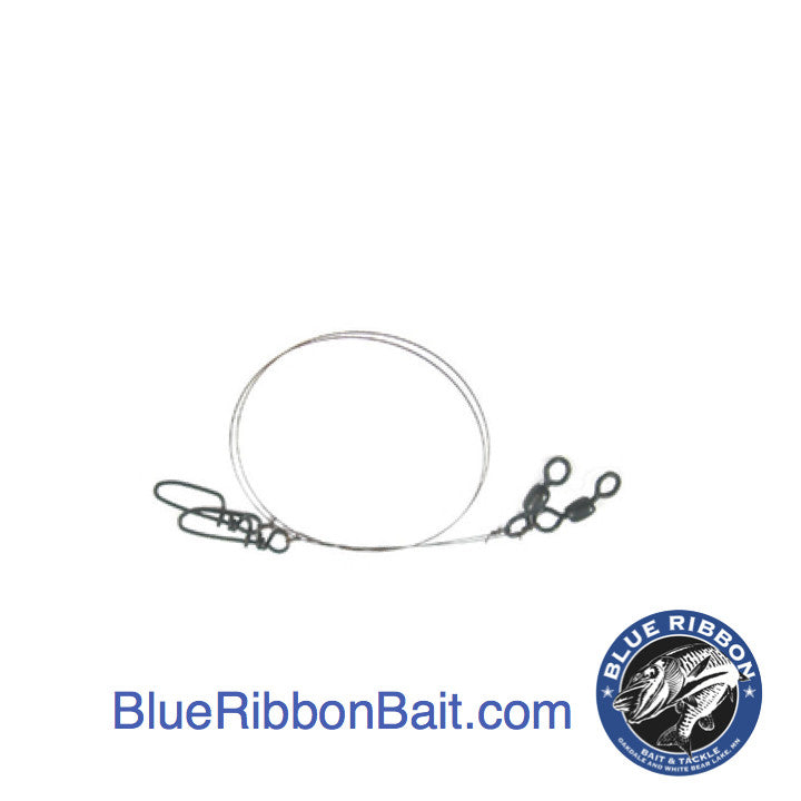 Joe Bucher Outdoors | Pro Musky Fluorocarbon Leader -  - Joe Bucher Outdoors - Blue Ribbon Bait & Tackle