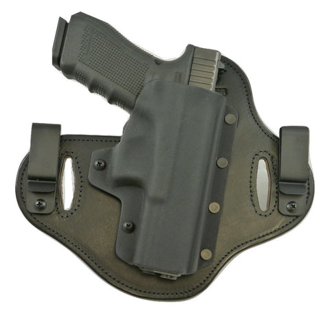 Smith & Wesson - MP 22 Compact - Double Clip IWB & OWB