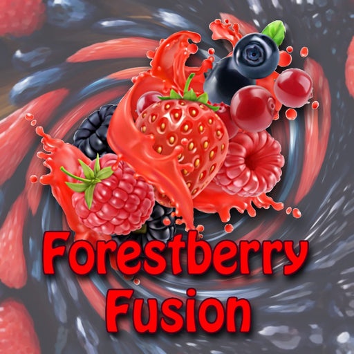 Mt Baker Vapor - Forestberry Fusion (100ml eliquid)