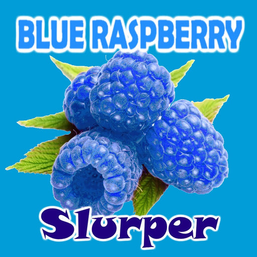 Blue Raspberry Slurper 100ml