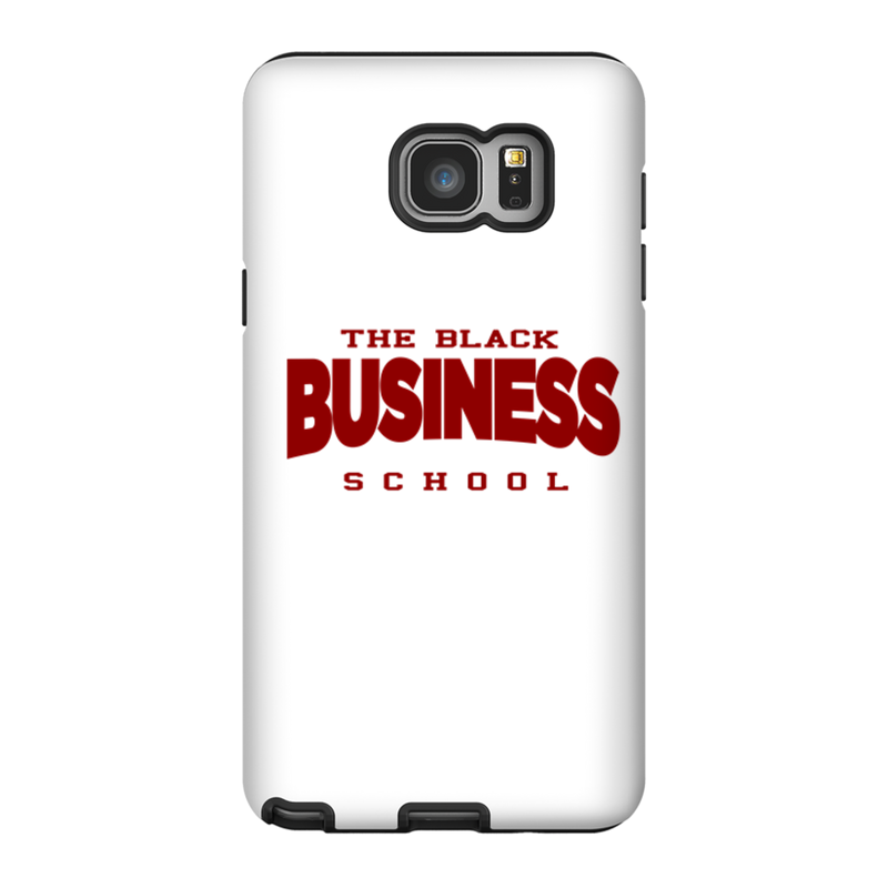The Black Business School Phone Cases