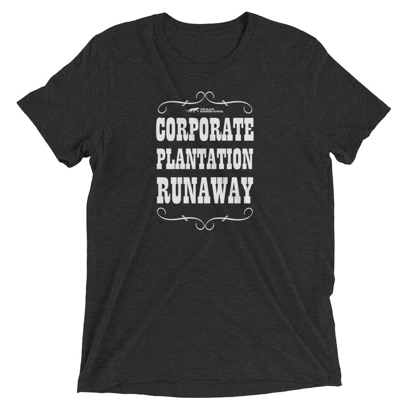 Corporate Runaway T-shirt