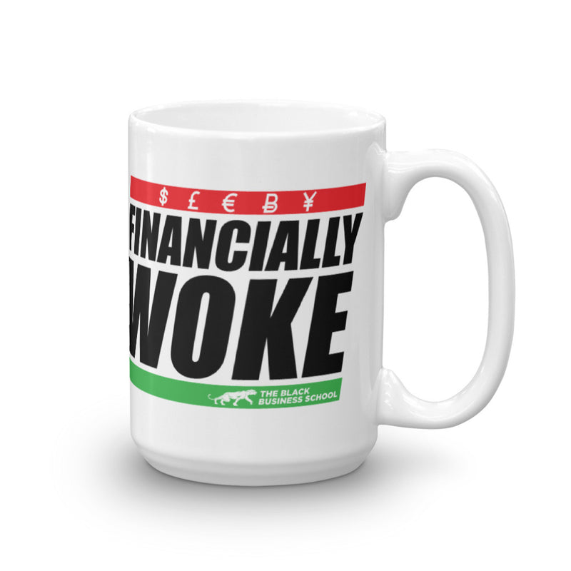 Financially Woke Mug