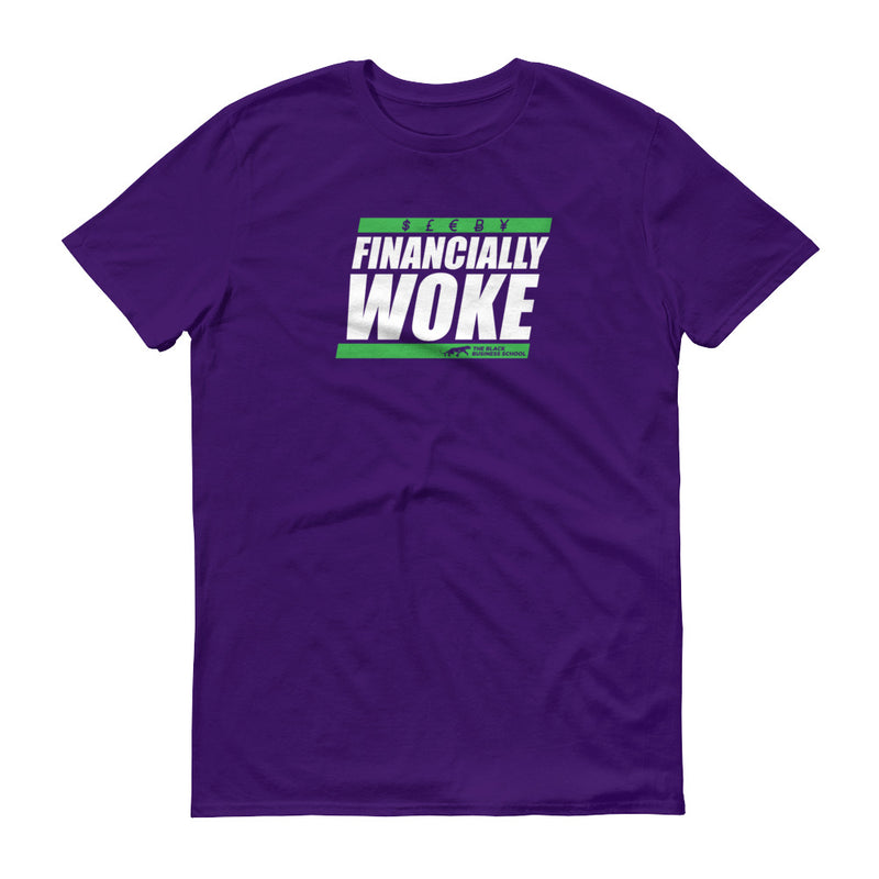 Financially Woke Unisex T-Shirt