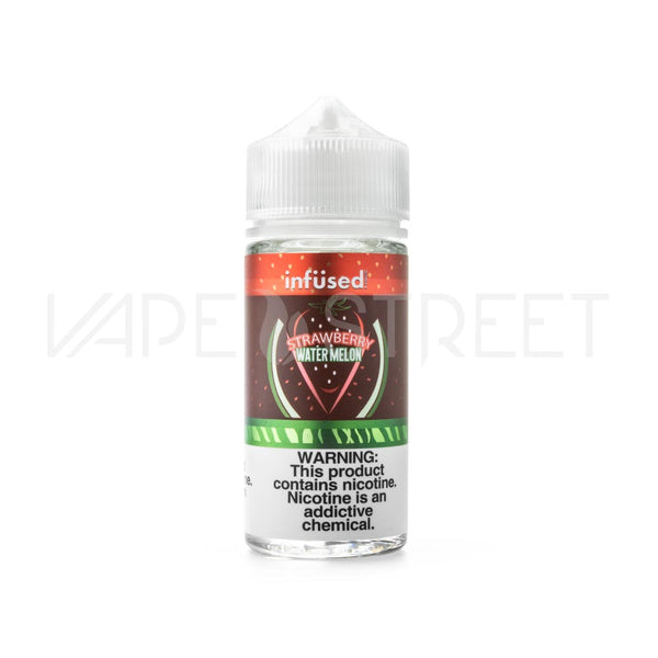 Infüsed E-Liquid Strawberry Watermelon