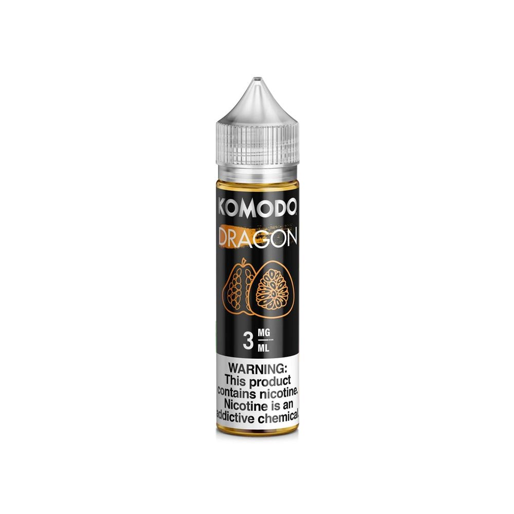Komodo Dragon E-Juice