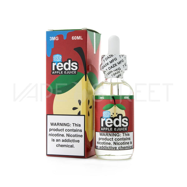 Red Apple Iced by Reds Apple (60ml)