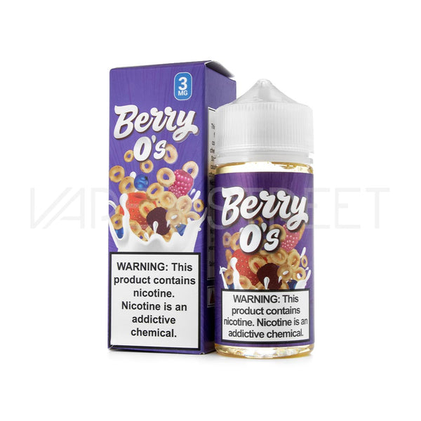 Tasty O's Berry O's by Shijin Vapor