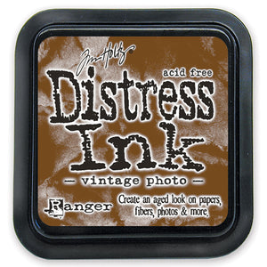Distress Ink Pad - Vintage Photo (Regular Size)