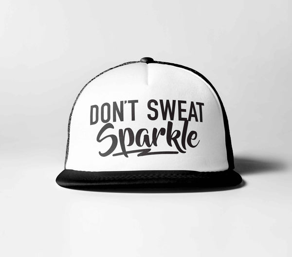Don't Sweat Sparkle