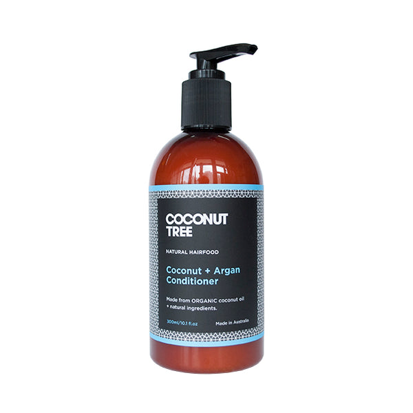 COCONUT + ARGAN CONDITIONER(300ml)