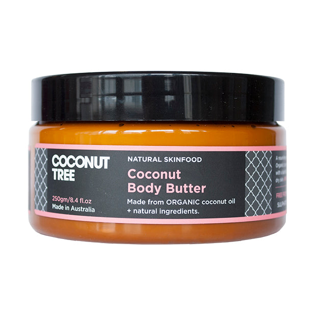COCONUT BODY BUTTER(250g)