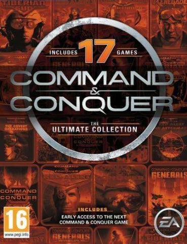 Command & Conquer: The Ultimate Collection-Oyun-Oyun Al u0130ndir