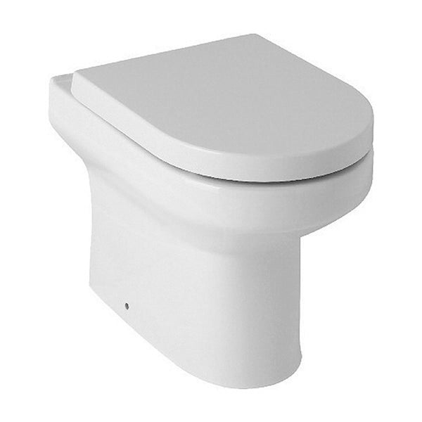 Refresh Back To Wall / Furniture Toilet Pan and Soft Close Toilet Seat