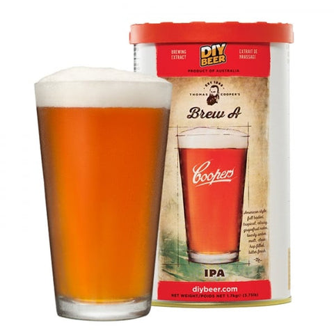 Coopers Premium Selection Brew A IPA