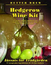 Hedgerow wine kits
